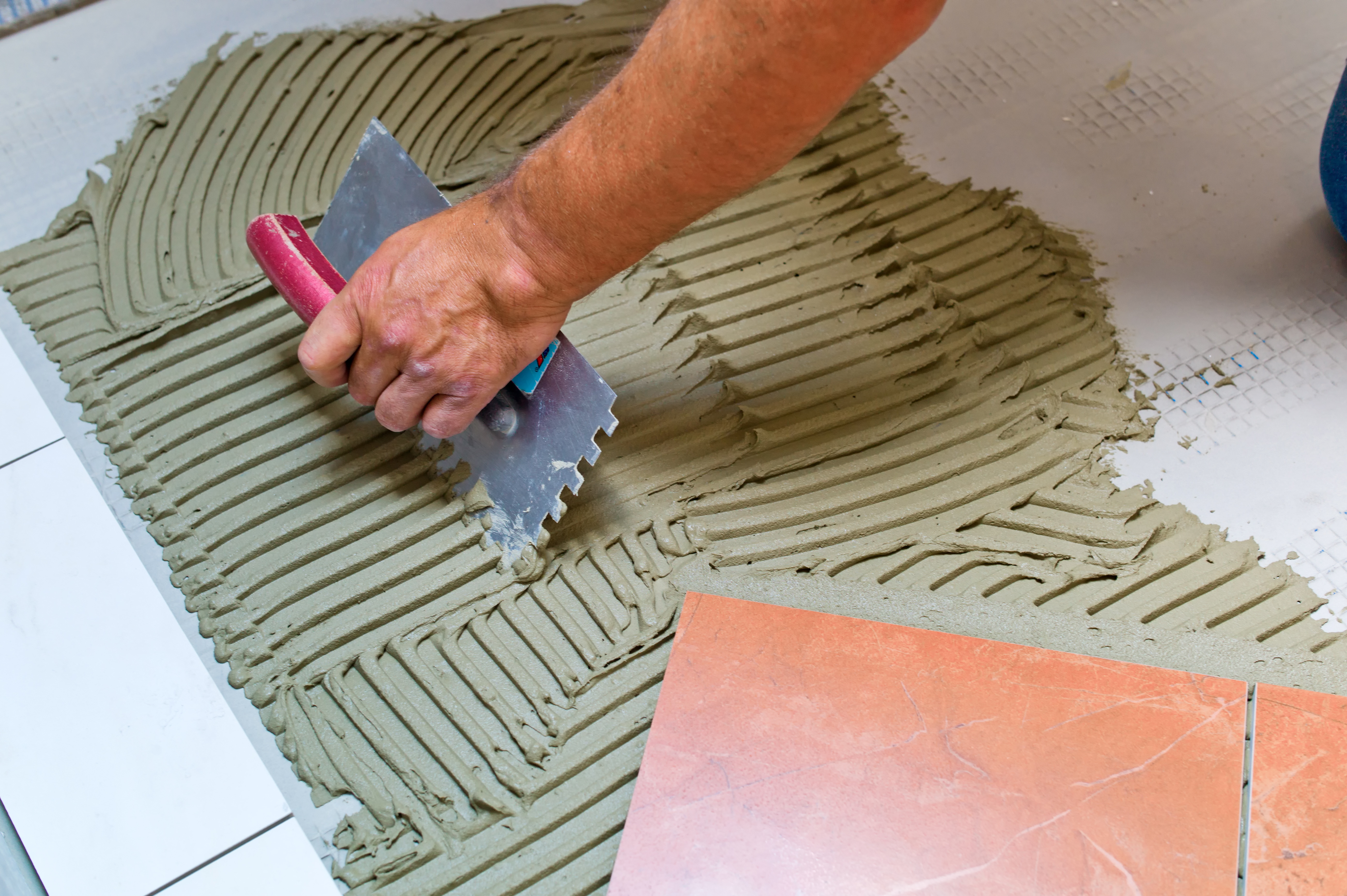 How to retrain as a tiler for Carrelage cabochon